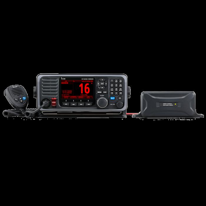 Icom Germany Deutschland Europe UK GMDSS Funkgerät Betriebsfunk Betreibsfunk GM800 MED Nacht Modus